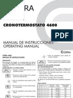 Manual Cepra 4600