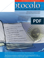 Revista Protocolo Siglo XXI