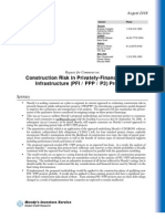 Construction Risk in PPP Projects