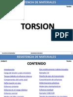 Torsión