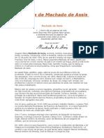 Biografia de Machado de Assis
