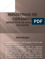 INDUSTR DE CERAMICA