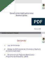 Seminario CMIC Present. CONAVI 3feb09