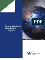 Ageing Workforce Singapore Strategies