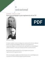 Conexion Educomunicacional