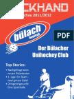 Backhand 2011/2012 Nr. 1
