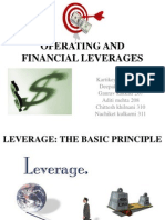Operating and Financial Leverages_final
