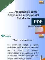 Preceptorias