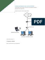 Configurando uma rede local básica