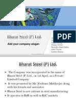 Bharat Steel Nm