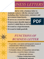 12107 Business Letters