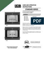 Lennox BC36 Fireplace Manual
