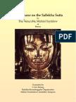 A Discourse on the Sallekha Sutta[1]