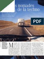 Geo - Avec Les Nomades de La Techno