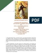 Munificentissimus Deus, Pío XII.