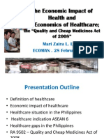 The Economic Impact of Health_Zaira_Lopez