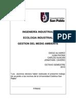 Ecología industrial de los recursos renovables