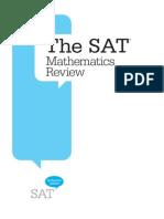 College Board Math Ma Tics Review