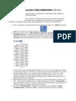 Ejercicio practico DAQ 6008