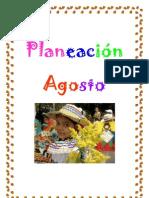 Planeación agosto