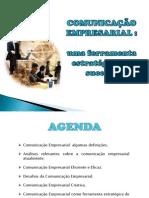 Apresentação - Comunicação e Expressão