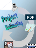 Estimating Manual