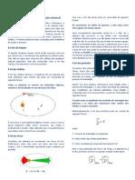 Física - As leis de Kepler e a lei da gravitação universal