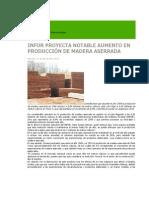 proyecciones producción de madera aserrada
