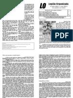 Trigésima Segunda Edição do Jornal da LO
