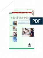 Clinical Directory