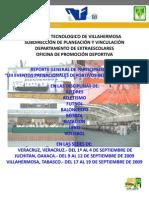 REPORTE DE PRENALES 09
