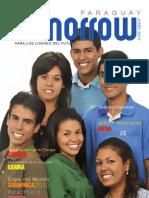 Revista Tomorrow 2010