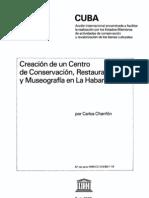 Creacion_centro de Conservacion