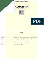 Alquimia – Dicionário Céptico