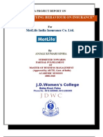Metlife Project[1]