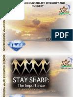 Diamond Value CLARITY Ppt 1