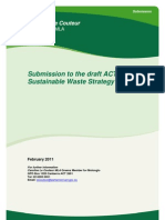 Submission - Waste Strategy - Feb 2011