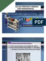 Pe 142 Slide Etiologi Penyakit Gingiva Dan Periodontal 1