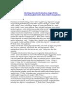 Pengaruh Tingkat Suku Bunga Deposito Berdasarkan Jangka Waktu Terhadap Dana Deposito Berjangka Pada PT