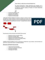 Tecnicas Estructuradas Para El Analisis de Requerimientos