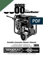 Generac 8000
