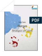 Berger-strategies of Colors