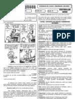 adverbiais + exercícios