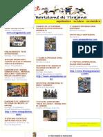 Agenda Eventos (Septiembre Octubre Noviembre