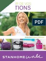 Catalogue cadeaux Hôtesses Stanhome World