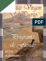 Programa Fiestas Santoña 2011 ampliado