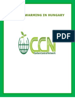 Global Warming in Hungary