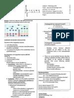 Special Hematologic Examination