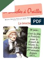 De Bouches à Oreilles n°219 juillet août 2011
