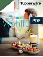 "Tupperware Katalog ""Wohfühl Oase"" (Herbst-Winter)"